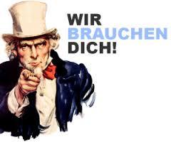 wir brauchen dich